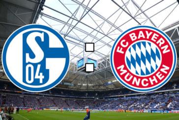 Ponturi Schalke-Bayern Munchen fotbal 24-august-2019 Bundesliga