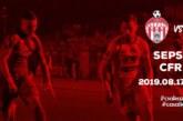 Ponturi Sepsi-CFR Cluj fotbal 17-august-2019 Liga 1