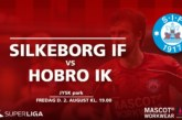 Ponturi Silkeborg-Hobro fotbal 2-august-2019 campionatul Danemarcei