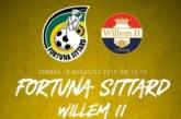 Ponturi Sittard-Willem II fotbal 18-august-2019 Olanda Eredivisie