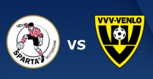 Ponturi Sparta Rotterdam vs VVV Venlo fotbal 9 august 2019 Eredivisie Olanda