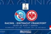 Ponturi Strasbourg-Eintracht Frankfurt fotbal 22-august-2019 playoff Europa League