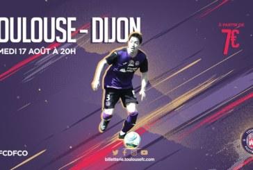 Ponturi Toulouse-Dijon fotbal 17 august-2019 Ligue 1