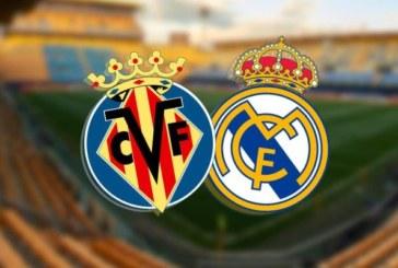 Ponturi Villarreal vs Real Madrid fotbal 1 septembrie 2019 La Liga Spania