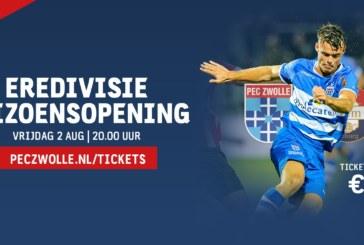 Ponturi Zwolle-Willem II fotbal 2-august-2019 Eredivisie