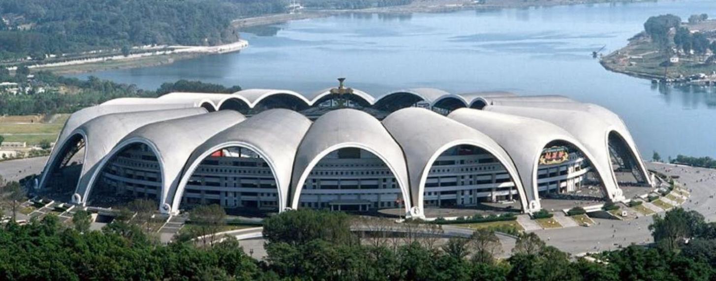 Rungrado Stadium