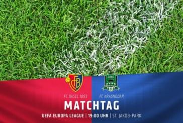Ponturi Basel-Krasnodar fotbal 19-septembrie-2019 Europa League