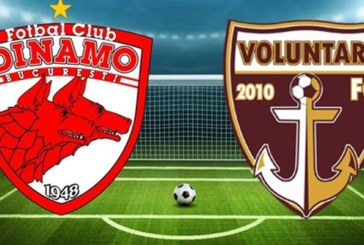 Ponturi Dinamo vs FC Voluntari fotbal 27 septembrie 2019 Liga 1 Romania