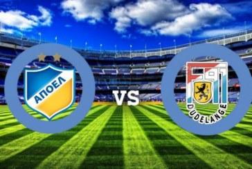 Ponturi APOEL-Dudelange fotbal 19-septembrie-2019 Europa League