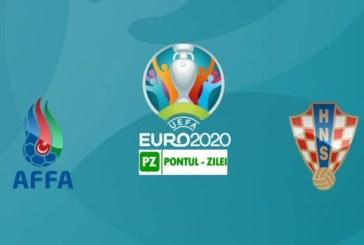 Ponturi Azerbaidjan vs Croatia fotbal 9 septembrie 2019 Preliminarii Euro 2020