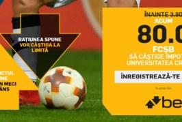 Biletul zilei fotbal de la ERC – Duminica 15 Septembrie – Cota 5.77 – Castig potential 577 RON