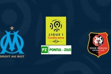 Ponturi Olympique Marseille vs Rennes fotbal 29 septembrie 2019 Ligue I Franta