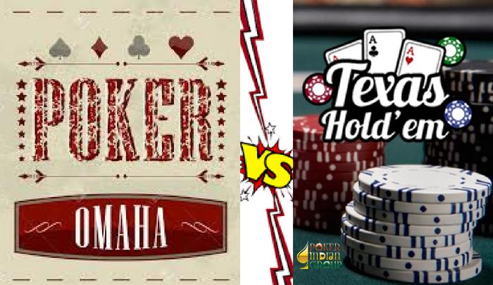 Omaha Poker vs Texas Holdem