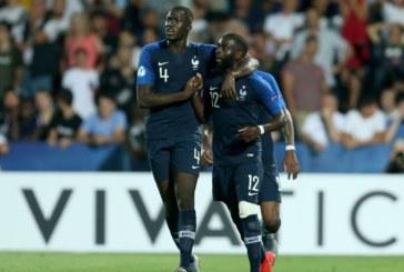 Ponturi Franta U21-Cehia U21 fotbal 09-septembrie-2019 Meciuri amicale internationale