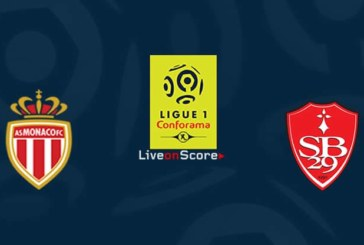 Ponturi Monaco – Brest fotbal 28-septembrie-2019 Franta Ligue 1