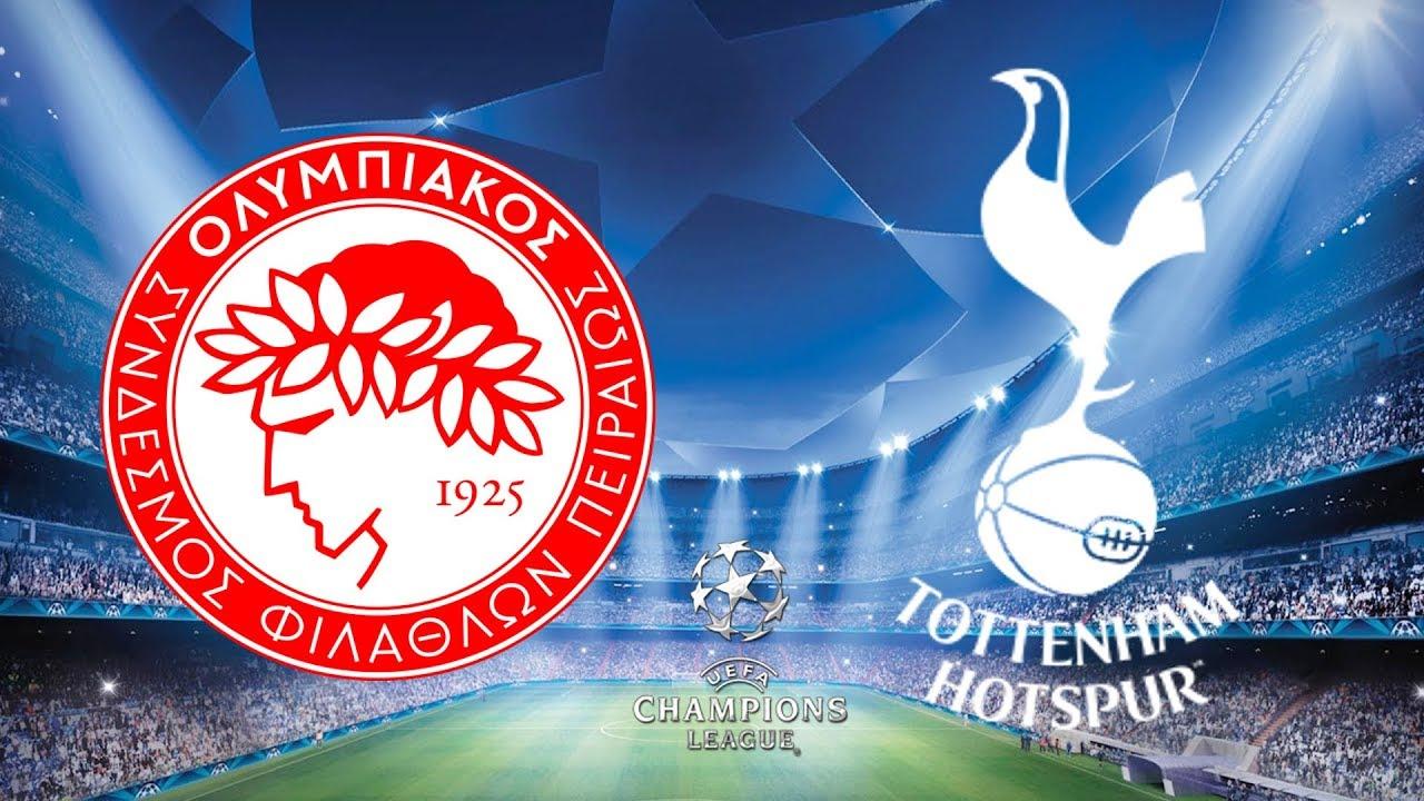 Olympiakos Tottenham