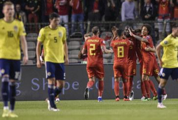 Ponturi Scotia – Belgia fotbal 9-septembrie-2019 preliminarii Euro 2020
