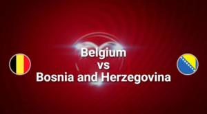 Ponturi Belgia U21 vs Bosnia Hertegovina U21 fotbal 10 septembrie 2019 Preliminarii Euro 2021