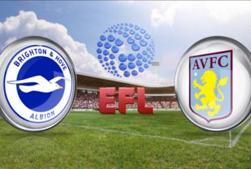 Ponturi Brighton-Aston Villa fotbal 25-septembrie-2019 Cupa Ligii Angliei