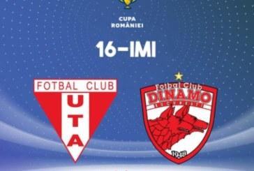 Ponturi UTA Arad vs Dinamo fotbal 24 septembrie 2019 Cupa Romaniei