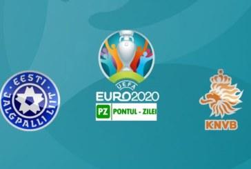 Ponturi Estonia vs Olanda fotbal 9 septembrie 2019 Preliminarii Euro 2020