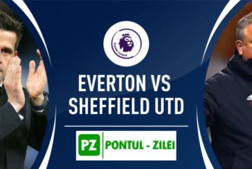 Ponturi Everton vs Sheffield United fotbal 21 septembrie 2019 Premier League Anglia