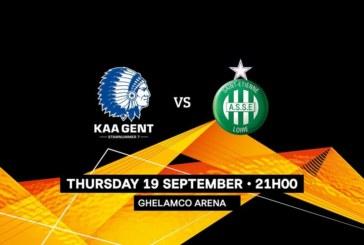 Ponturi Gent-Saint-Etienne fotbal 19-septembrie-2019 Europa League
