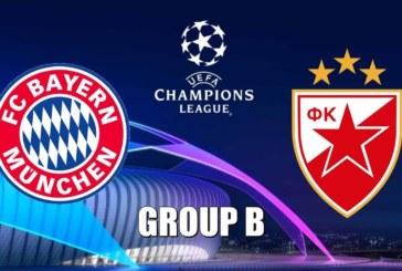 Ponturi Bayern Munchen vs Steaua Rosie Belgrad fotbal 18 septembrie 2019 Liga Campionilor