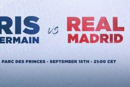 Ponturi PSG-Real Madrid fotbal 18-septembrie-2019 Champions League