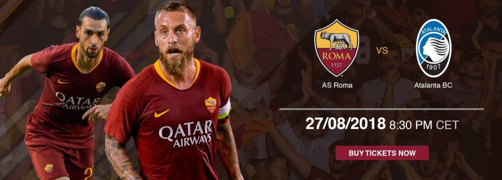 Roma vs Atalanta: Ponturi Pariuri - 25.09.2019