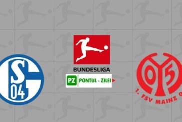 Ponturi Schalke vs Mainz fotbal 20 septembrie 2019 Bundesliga Germania