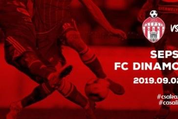 Ponturi Sepsi Sf. Gheorghe vs Dinamo fotbal 2 septembrie 2019 Liga 1 Romania