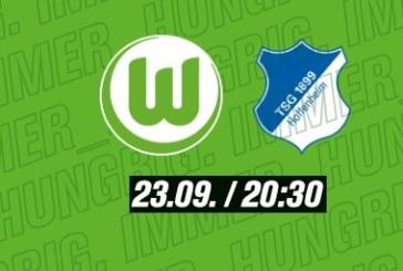 Ponturi Wolfsburg-Hoffenheim fotbal 23-septembrie-2019 Bundesliga