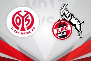Ponturi Mainz vs Koln fotbal 25 octombrie 2019 Bundesliga Germania
