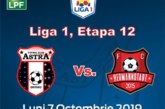 Ponturi Astra Giurgiu vs Hermannstadt fotbal 7 octombrie 2019 Liga 1 Romania
