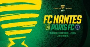 Ponturi Nantes vs Paris FC fotbal 30 octombrie 2019 Cupa Ligii Franta