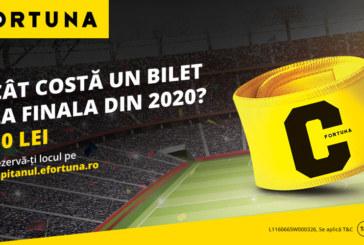 Cât costă un bilet la finala EURO 2020, de pe Wembley? 10 lei!