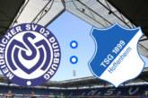 Ponturi Duisburg – Hoffenheim fotbal 29-octombrie-2019 Cupa Germaniei