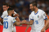 Ponturi Italia vs Grecia 12-octombrie-2019 EURO 2020 Calificari