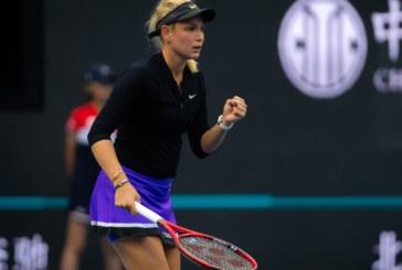 Ponturi Kristina Mladenovic-Donna Vekic tenis 10-octombrie-2019 WTA Linz