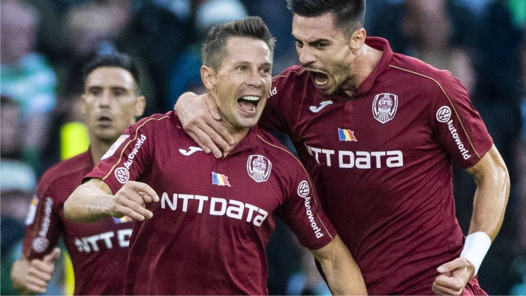 UEFA Europa League. CFR Cluj învinge pe Djurgaarden şi se ...  |Djurgården-cfr Cluj