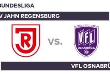 Ponturi Jahn Regensburg vs VfL Osnabruck fotbal 1 noiembrie 2019 2.Bundesliga Germania