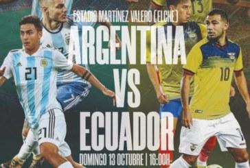 Ponturi Argentina-Ecuador fotbal 13-octombrie-2019 meci amical