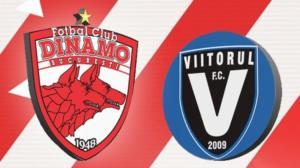Ponturi Dinamo vs Viitorul fotbal 26 februarie 2021 Liga 1