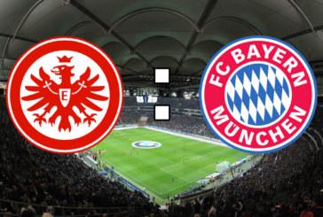 Ponturi Eintracht Frankfurt vs Bayern Munchen fotbal 2 noiembrie 2019 Bundesliga Germania