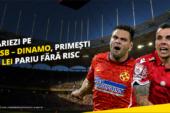 """Pariaza pe """"Derby de Romania"""" si primesti un FreeBet de la Fortuna!"""
