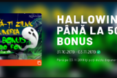 Anul acesta, petrece Halloween-ul la Maxbet!