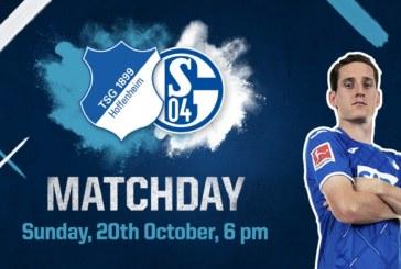 Ponturi Hoffenheim-Schalke fotbal 20-octombrie-2019 Bundesliga
