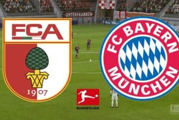 Ponturi Augsburg vs Bayern fotbal 19 octombrie 2019 Bundesliga Germania
