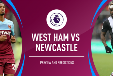 Ponturi West Ham vs Newcastle fotbal 2 noiembrie 2019 Premier League Anglia